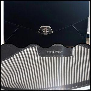 🍾NINE WEST CLASSY PURSE/SHOULDER BAG LIKE NEW